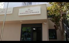 Yenilenen Teşvikiye Mahallesi Muhtarlığı. (Teşvikiye/ İstanbul, 2018. F: Ömer Batuhan Özmen)