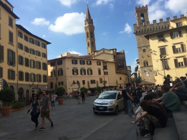 Floransa'daki tarihi doku